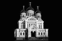 Примеры оформления: храмы