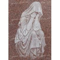 Гравировка на камне религиозных персонажей