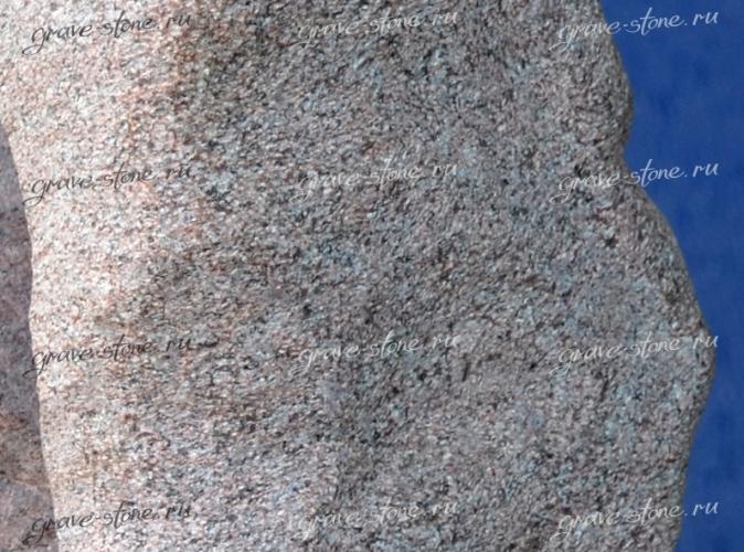 Бучардирование и скалывание камня