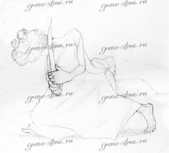 Создание эскиза для скульптуры